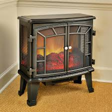 full image for black electric fireplace stove remote control slater mantel package dcf44b corner dimplex laa
