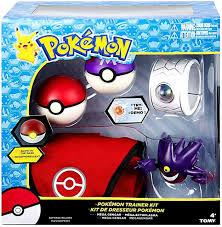 Pokemon Mega Gengar Trainer Kit Tomy - ToyWiz