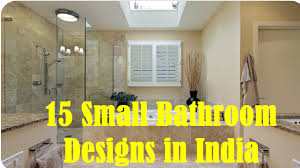 Modular Bathrooms Small Bathroom Designs In India Youtube