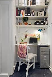 space saving office ideas. By Ena Russ Last Updated: 25.10.2016 Space Saving Office Ideas