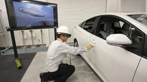 Microsoft Used Cars Toyota Is Using Hololens To Build Cars Faster Cnn