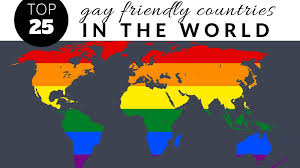 Our Top 25 Most Gay Friendly Countries In The World Nomadic Boys