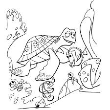 Finding Nemo Kleurplaten Kleurplatenpaginanl Boordevol Coole