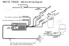 distributor wiring diagram wiring diagrams mashups co Distributor Coil Wiring Diagram msd ignition wiring diagram magnetic distributor you can hook up the leads to it then use coil and distributor wiring diagram