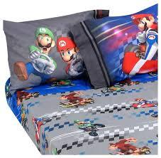 mario full size bedding super single duvet cover set