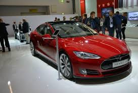 tesla electric car motor. The Tesla Model S Has Been A Surprise Hit In US And Company Is Electric Car Motor E