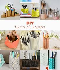 diy monday pencil holders