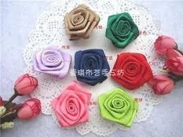 Paper Ribbon Flower Paper Ribbon Flower Rome Fontanacountryinn Com