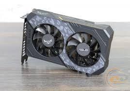Обзор <b>видеокарты ASUS</b> TUF Gaming <b>GeForce RTX</b> 2060 OC ...