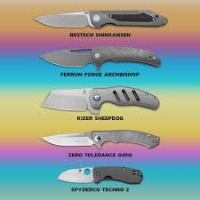 Anodizing Voltage Chart How To Anodize Titanium Knife Scales Blade Hq