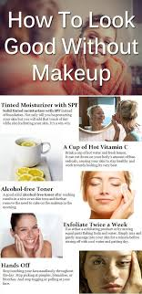how to look good without makeup pictures photos and images for facebook and twitter