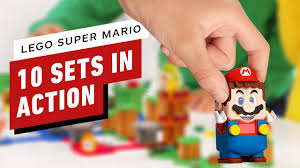 <b>LEGO Super Mario</b>: 10 Sets in Action - YouTube