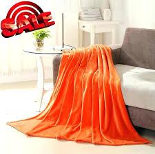throw blankets for sofa orange throw blanket medium size of classy burnt blankets throws throw blanket