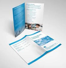 2 folded brochure template free psd bifold brochure template free blank bi fold brochure