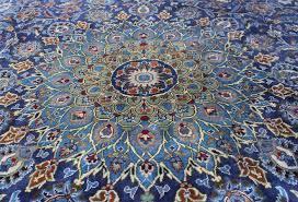 Tappeto Tessuto A Mano : Stupendo tappeto persiano kashmar in lana di agnello tessuto a