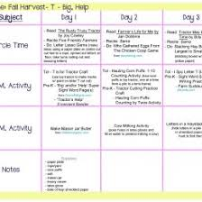 Fall Lesson Plans For Toddlers Fall Activities For Toddlers Lesson Plans Educational Technologies
