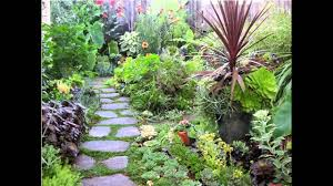 Small Picture Creative Tropical garden design design YouTube