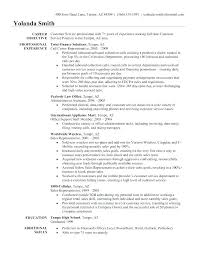 What Is Objectives In Resume Resume Bank