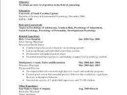 Psychology Resume Templates Clinical Psychologist Resume Template ...