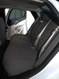 chrysler 200 standard color seat covers rear seats