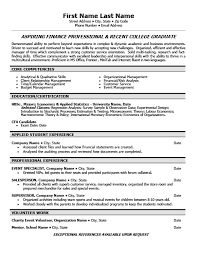 Transportation Resume Templates Samples Examples Resume