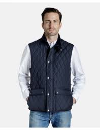 View All Men's Outerwear | London Fog & Clark Quilted Stand-Collar Vest Adamdwight.com