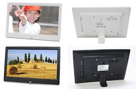 lcd high definition 1 024 600pixel from photos are beautiful screen is great a stylish flat screen frame 10 1 inch digital photo frame sp 101dm