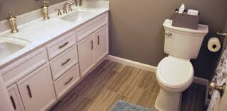 bathroom remodel tile floor. Updated Family Bathroom After Remodeling. Remodel Tile Floor E