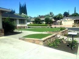 Rock Garden Design Ideas Gorgeous Landscaping Rock Ideas Front Yard Gamerduelco