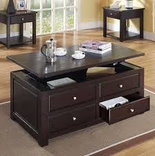 living room end tables with drawers. inexpensive coffee tables | espresso table round living room end with drawers