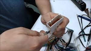how to repin a connector or harness the easy way youtube re-pin automotive connector at Got A Repair Terminal Harness With Extra Wires