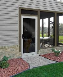storm doors windows alderfer glass