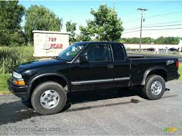 2003 Chevrolet S10 ZR2 Extended Cab 4x4 in Black Onyx - 287541 ...