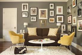 gorgeous gallery wall and sitting area in the home office design tim barber ltd