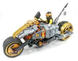 Modified Coles dirt bike The front was realy cool but didn't realy like the  fact that it doesn't work on all surfaces so … | Ninjago, Toys photography, Lego  ninjago
