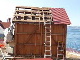 toronto may have a nasty weather on occasion but you won t have to worry about it if you install corrugated steel roofing panels