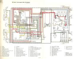 thesamba com type 2 wiring diagrams 1998 K1500 Wiring-Diagram at 1989 Chevy Truck Ignition Buzzer Wiring Diagram