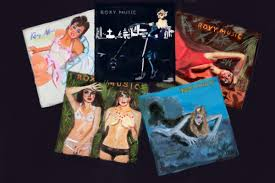 How <b>Roxy Music's</b> Soft-Core Pin-Up Girls Saved the Album Cover ...