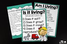 What Do Scientists Do Anchor Chart Living Nonliving