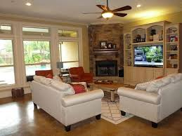 Decorating Rectangular Living Room Model New Decorating Ideas