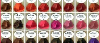 Sally Hair Color Chart Sally Hansen Hair Color Best Chart Gallery Of Tutorials