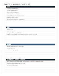 Business Trip Planner Travel Planner Template Trip Itinerary Template Business Trip