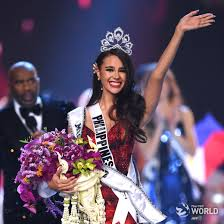 Miss Universe 2018 Crown Design Miss Universe 2018 Is Catriona Gray Of Philippines Thai