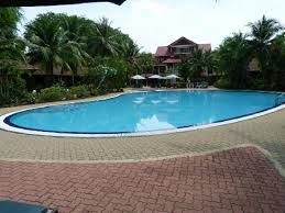 Holiday Villa Beach Resort & Spa Cherating: Very nice swimming pool... but
