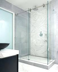 frameless roller shower door round clear heavy toughened glass quadrant sliding shower enclosure with stainless steel