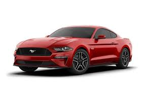 2021 ford mustang ecoboost gt
