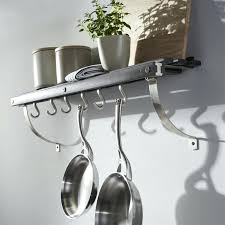 home and furniture astounding hanging pot rack in range oval stainless steel target diy flower holder but diy hanging pot rack wall my