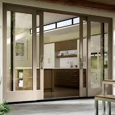 elegant glass pocket doors luxury sliding patio doors wood vinyl fiberglass aluminum than awesome glass pocket doors inspirations