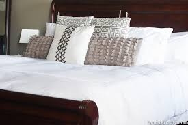 elegant how to make a hotel bed bring the home fantabulosity like designer easy way at
