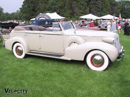 Picture of 1937 Cadillac Series 70 Fleetwood Convertible Sedan